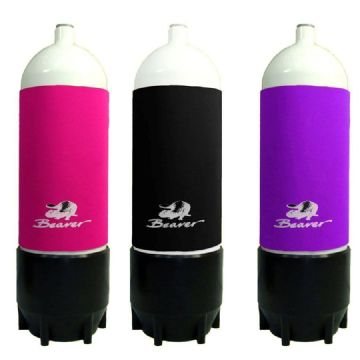 DIVE TANK gas Cylinder NEOPRENE COVER scuba diving PINK PURPLE BLACK all Sizes